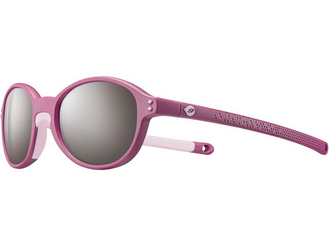 Julbo Frisbee Spectron 3 Sunglasses Kids, violeta/rosa